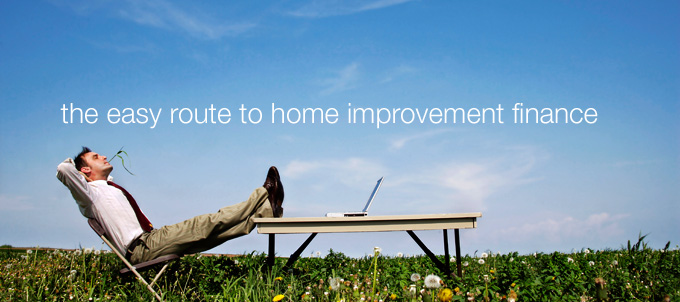 The easy route to home improvement finance.